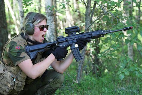 heckler koch supplies  hk assault rifles   norwegian armed forces  firearm blog