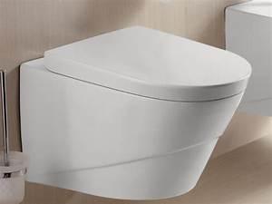 Wc Sitz Lochabstand : design wand h nge wc toilette inkl soft close wc sitz kbt2115 ebay ~ Watch28wear.com Haus und Dekorationen