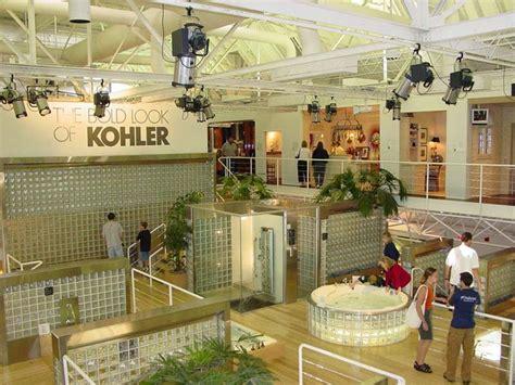 kohler design center 9 best images about destinations wisconsin on
