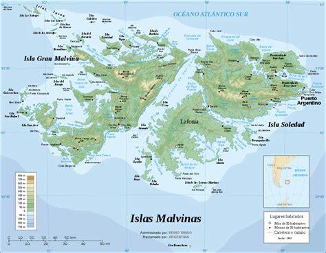 Historia de las islas Malvinas Wikipedia la