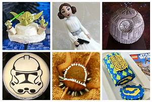 Star Wars Diy : 15 diy star wars cake ideas with recipes comic con family ~ Orissabook.com Haus und Dekorationen