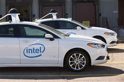 Intel Cars Autonomous Driving Self Vehicles Mobileye