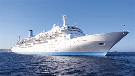 Thomson Spirit Cruise Ship | Thomson Cruises