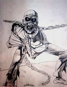 Iron Maiden- Piece of Mind by GAHanson1990 on DeviantArt