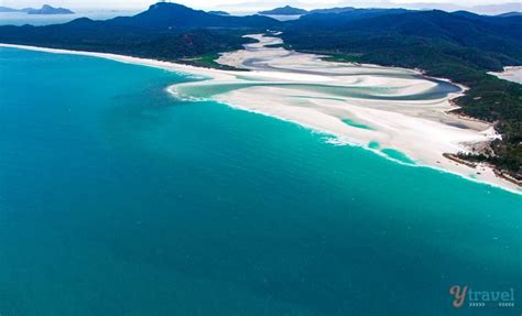 Experiencing The Whitsunday Islands From The Air