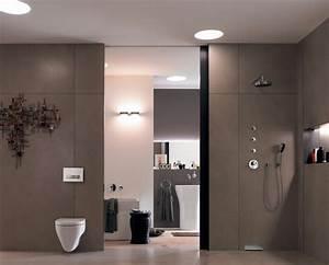 la douche a l39italienne sous tous les angles habitatpresto With prix salle de bain douche italienne