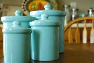 teal kitchen canisters teal ceramic canisters 4 by sundayhatch on etsy