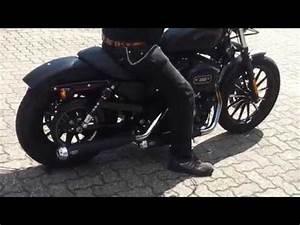 Harley Davidson Auspuff : ghettoblasters mcj auspuff exhaust an harley davidson ~ Jslefanu.com Haus und Dekorationen