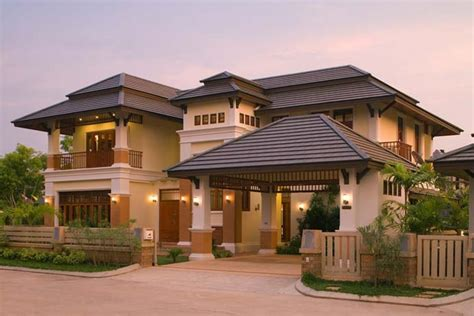 Asian Home : The Best Modern House Design Besf Of Ideas Americas Plans