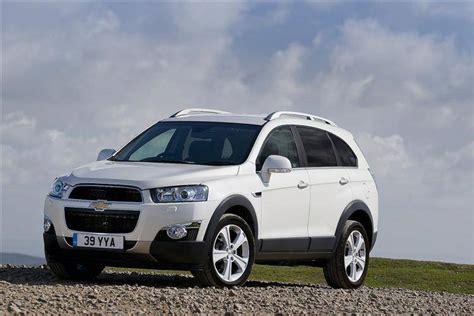 Review Chevrolet Captiva by Chevrolet Captiva 2011 2015 Used Car Review Review Car