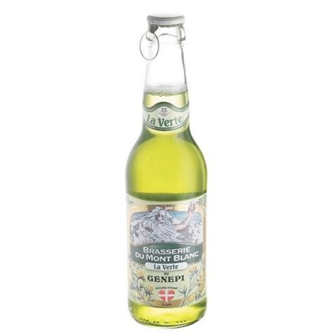 biere du mont blanc biere au genepi mont blanc achetez biere au genepi mont blanc sur pompe a biere