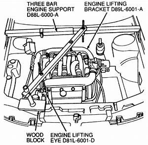2001 Dodge Intrepid 27 Engine Water Pump Diagram