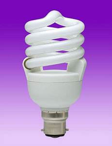 20w Bc  B22d  Switch Dimmable Compact Fluorescent Lamp