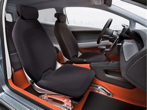 2009 Volkswagen Up Lite Concept Motor Desktop