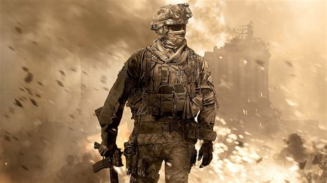 sources call  duty modern warfare  remastered