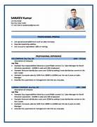 Free Resume Formats Sample Resume Format Resume Templates Section Resume Writing Guide Resume Genius Resume Education Format Application Writing Sample Maintenance Manager Resume Sample All Trades Resume Writing