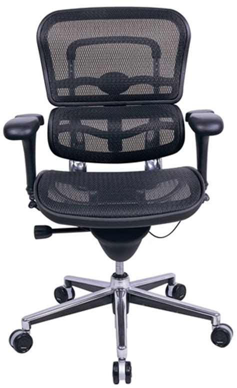 eurotech ergohuman mesh ergonomic office chair me8erglo on