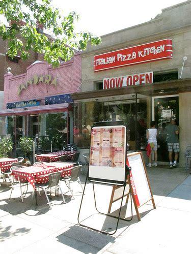 italian pizza kitchen italian pizza kitchen opens in woodley park popville