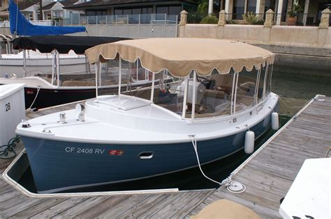 Small Electric Boats For Sale by Used Duffy Electric Boats 714 916 0200 Or Boseyachts Mac