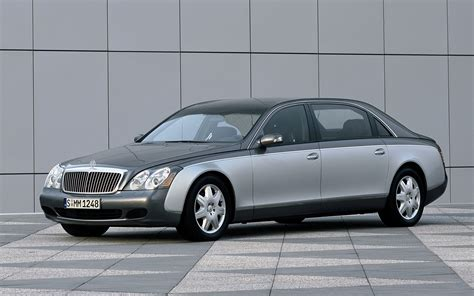 Maybach 62 (2002) Wallpapers And Hd Images