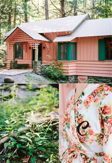 spence cabin wedding elkmont great smoky mountains