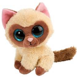 stuffed animal cat mocha the lil sweet and sassy stuffed siamese cat by