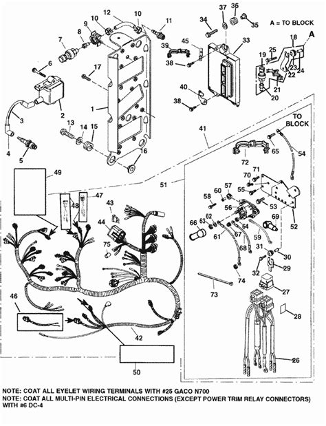 mercury outboard wiring diagram 150 optimax poppet valve