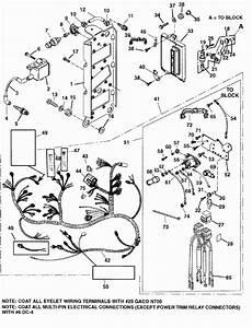 Mercury Marine 200 Hp  Dfi  Electrical Components Electrical Components Parts