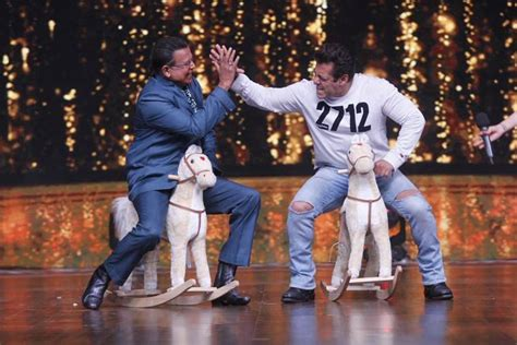 salman khan  mithun chakraborty gave  laughter dose