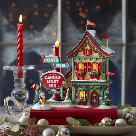 north pole series north pole welcoming christmas