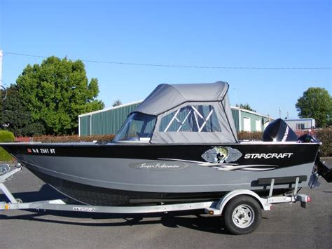 Starcraft Boats For Sale Oregon by Fishing Boats For Sale In Gladstone Oregon