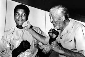 Muhammad Ali & John Huston