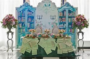 Book Themed Wedding Backdrop To Inspire Mon Cheri Bridals