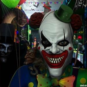 Déguisement Halloween Qui Fait Peur : maquillage pour halloween clown qui fait peur ~ Dallasstarsshop.com Idées de Décoration