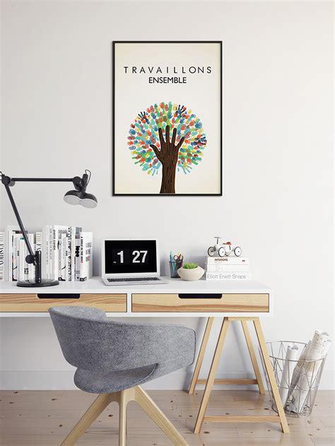 bureau postier revger com affiche decoration bureau idée inspirante