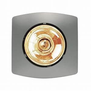Hpm Bathroom Heater Single Lamp Instant Heat 275w