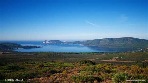 Baia Di Porto Conte Alghero by Baia Di Porto Conte Da Monte Doglia Sardegna Impresa