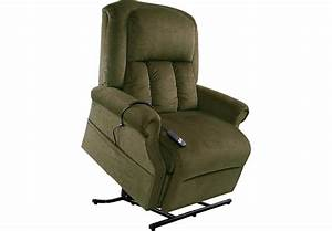 Eagle Point Forest Lift Chair Recliner - Recliners (Green)