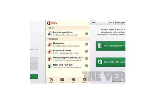 baixar o outlook 2013 para iphone app