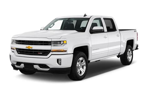 2018 Chevrolet Silverado 1500 Reviews And Rating  Motor Trend