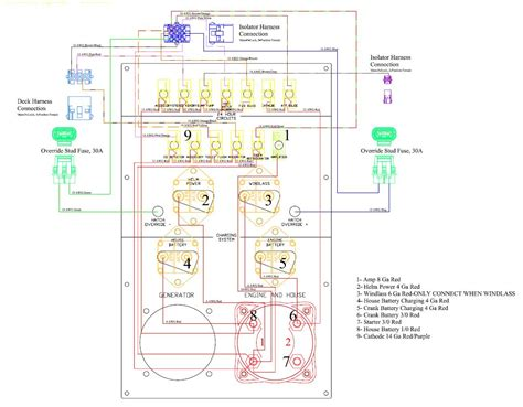 Xpres Boat Wiring Diagram by Does The 260ec Engine Hatch Override A Fuse Somewhere