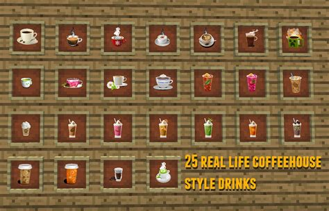 Minecraft Kitchen Mod 1 7 10 Wiki by 1 7 10 Juju S Coffeecraft Mod Minecraft Forum