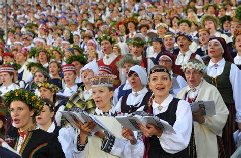 Dziesmu un deju svētku noslēguma koncerts