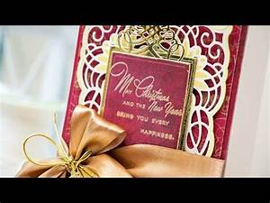 55 best Cards Christmas Spellbinders images on Pinterest