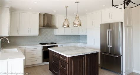 kitchen remodel  lowes cabinets cretive designs