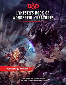 Lynesth U0026 39 S Book Of Wonderful Creatures V0 2  New Creatures