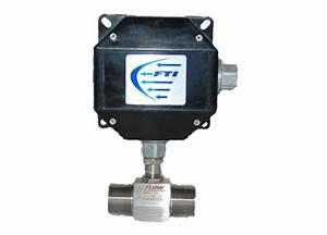 Linearizer Turbine Flow Meter Electronics