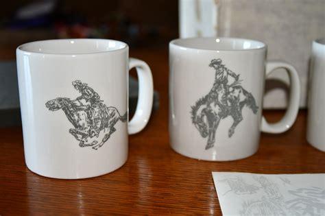 Refine your search for cowboy coffee mug. White Marlboro Man Cowboy Western Coffee Cups In orginal shipping box - Mugs, Cups