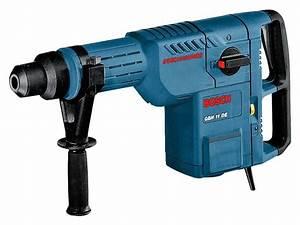 Bosch GBH11DE 110v SDS Max Rotary Combi Hammer Drill
