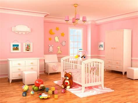 chambre spacieuse la peinture chambre bébé 70 idées sympas